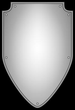 Clipart - Shield #4