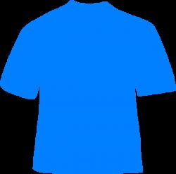 Light Blue Shirt Clip Art at Clker.com - vector clip art online ...