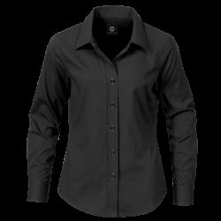 Black dress shirt PNG image