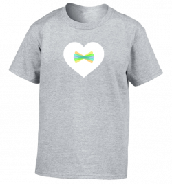 Seesaw Heart Youth Shirt – The Seesaw Store