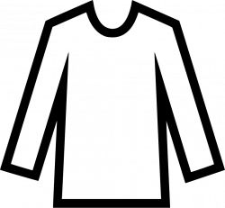 28+ Collection of Long Sleeve Shirt Clipart | High quality, free ...