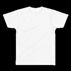Los Angeles Apparel PT01 Men's Sublimation T-Shirt - Mockup ...