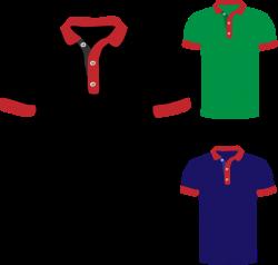 Clipart - Polo Shirts