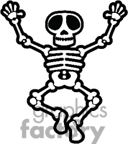 Skeleton Clip Art Free Printable | Clipart Panda - Free Clipart Images