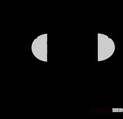 Headphone Skull Clip Art at Clker.com - vector clip art online ...