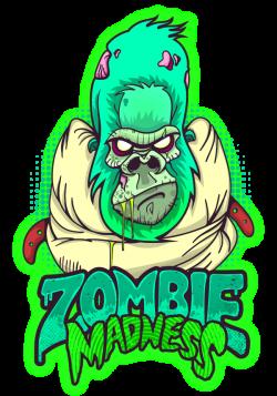Zombie Madness on Behance | cartoon | Pinterest | Madness, Behance ...