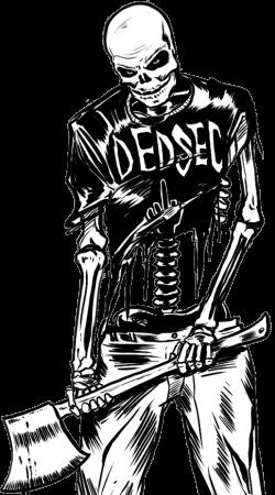 Watch_Dogs 2 - Dedsec Skeleton | Images I Like | Pinterest ...