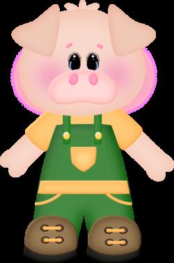 Três Porquinhos - Pig 1.png - Minus | Clip Art | Pinterest | Clip ...