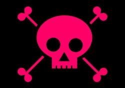Skull free to use clip art - Clipartix