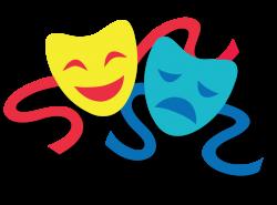 Drama_masks – Winding Rivers Arts and Performance Society
