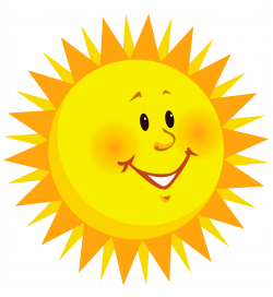 Transparent Smiling Sun PNG Clipart Picture | Gallery Yopriceville ...