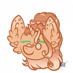 Delicacy [Sweet Smile] (emoji) by CassidySpectrum on DeviantArt