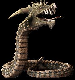 snake reptile dragon Magic fantasy animal creature 3d...