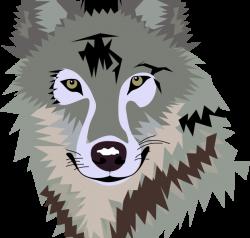 Wolf Face Clipart : Cute Clipart 2018 - Cute Clipart 2018