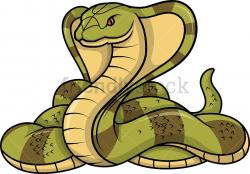 Cobra Snake | Clipart Of Animals | Cobra snake, Snake, Clip art