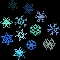 Keeping a Snow Journal | Pinterest | Scrapbooking