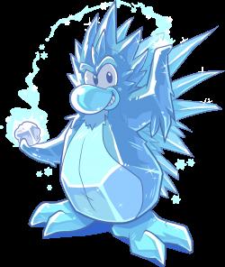 Frost Bite | Club Penguin Wiki | FANDOM powered by Wikia