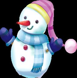 Snowman Clipart Transparent png images free