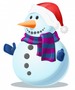 clipartist.net » Clip Art » snowman snow man christmas xmas YouTube ...