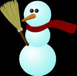Snowman Clip Art at Clker.com - vector clip art online, royalty free ...
