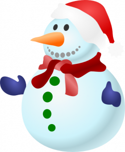 Snowman Clipart   i2Clipart - Royalty Free Public Domain Clipart