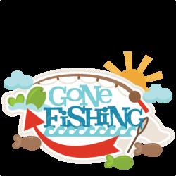 Gone Fishing Sign Free Clip Art - Alternative Clipart Design •