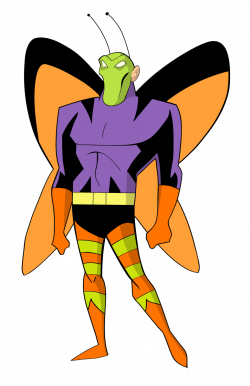 Killer Moth by DawidARTe | BatMan and others | Pinterest | Moth and ...