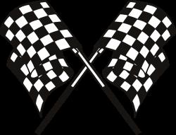 Race Flag Clipart Image - 1750 - TransparentPNG