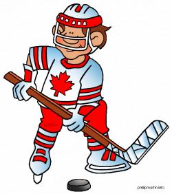 Free Sports Clip Art by Phillip Martin, Hockey | sport | Pinterest ...