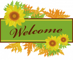 Make Your Own Welcome Sign | Pinterest | Clip art