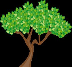 Summer Or Spring Tree Clip Art at Clker.com - vector clip art online ...