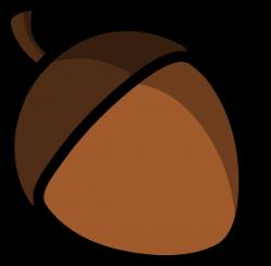 Acorn2 Clip Art at Clker.com - vector clip art online, royalty free ...