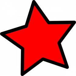 Star Clip Art at Clker.com - vector clip art online, royalty free ...
