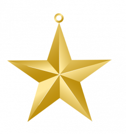Christmas Gold Star Ornament PNG Picture | Christmas Printables ...