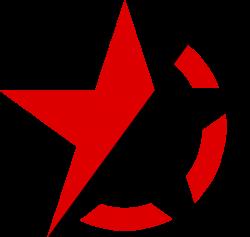Anarchist star clipart #16 | ANARQUISMO | Pinterest | Star clipart ...