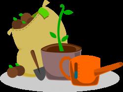 Clipart - Garden tool