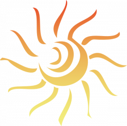 Ray of sunshine clipart - Clipground