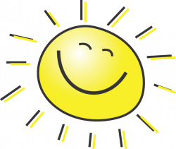 Good Afternoon Sunshine Clipart