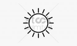 Drawn Sky Sun Clipart - Sun Outline Clip Art #334488 - Free ...