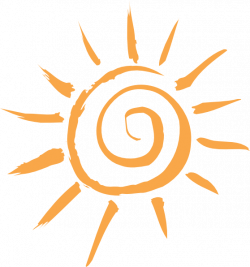 Simple Sun Motif clip art | Tattoo | Pinterest | Clip art