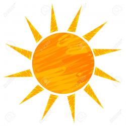 Sun Drawing Clip Art at PaintingValley.com | Explore ...
