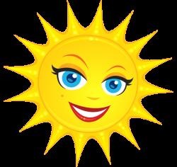 Transparent Cute Sun PNG Clipart Picture | Clipart | Pinterest ...
