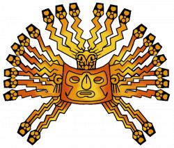 Free Inca Clip Art by Phillip Martin, Inca Sun | Andean art | Pinterest
