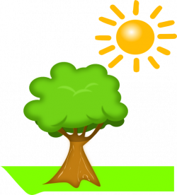 Plant And Sun Clipart & Plant And Sun Clip Art Images #2847 - OnClipart