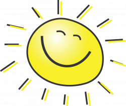 5-Free-Summer-Clipart-Illustration-Of-A-Happy-Smiling-Sun - Sunshine ...