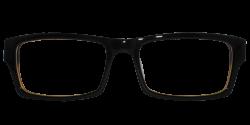 Black Frame Glasses - 500startups.co