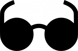 Glasses Sunglasses Vision Blind Ophthalmology Svg Png Icon Free ...