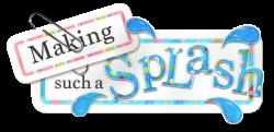 wordart_makingsplash.png | Clip art, Scrapbook and Album