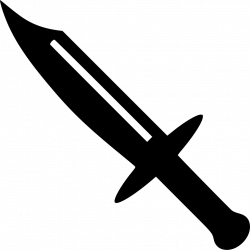 Knife Svg Png Icon Free Download (#546800) - OnlineWebFonts.COM
