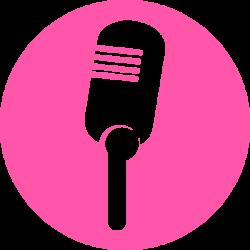 Logo Pink 2 Clip Art at Clker.com - vector clip art online, royalty ...
